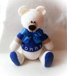 Hračky - Macko Tommy - 11360357_