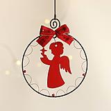 Dekorácie - vianočná dekorácia - 11363631_