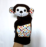 Maňuška opica - Opička z Veselého Bodkova