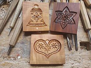Nádoby - Formy dřevěne 3ks - 11363248_