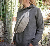 "Kabelky - Fanny Pack ""Stone"" - 11364126_"