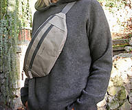 """Kabelky - Fanny Pack """"Stone"""" - 11364127_"""