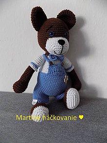 Hračky - macko - 11365514_