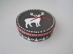 Krabičky - Vianočná darčeková krabička - 11368015_