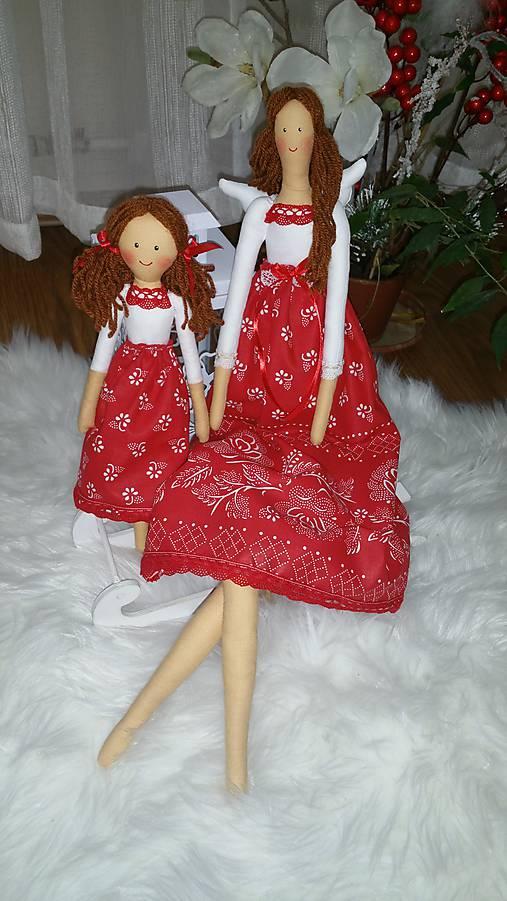 Bábiky vo folklórnom šate...vyrobené na objednávku