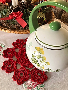 Úžitkový textil - Pod horúci čajník - 11367312_