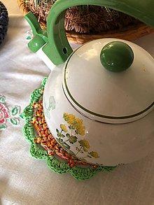 Úžitkový textil - Pod horúci čajník - 11367328_