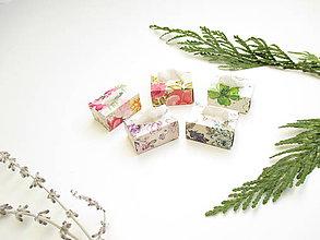 Krabičky - Mini vreckovky pre Barbie - 11367549_