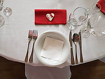 Darčeky pre svadobčanov - Menovky na svadbu - 11366115_