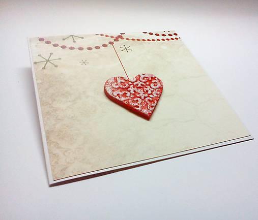Pohľadnica ... vianočné ♥