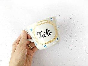 Nádoby - Taťo - hrnček na kávu - 11373784_