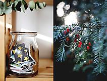 Papiernictvo - Trhacie vianočné notesíky I. - 11372661_