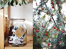 Papiernictvo - Trhacie vianočné notesíky II. - 11372761_