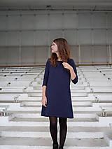 Šaty - Šaty Dark Blue Fairly - 11372279_