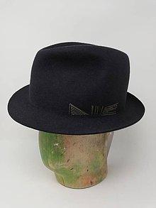 Čiapky - unisex klobúk vyšívaný - 11374272_