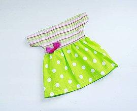 Hračky - Z myšacieho šatníka /veselé šaty - 11371185_