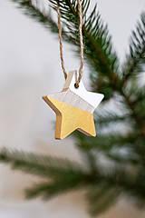 Dekorácie - Vianočné ozdoby - 11373743_