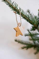 Dekorácie - Vianočné ozdoby - 11373745_