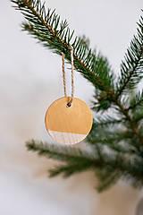 Dekorácie - Vianočné ozdoby - 11373795_