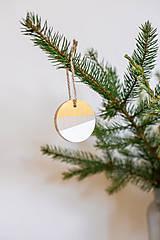 Dekorácie - Vianočné ozdoby - 11373796_