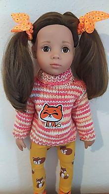 Hračky - Gretka oblečenie pre bábiku. - 11371193_