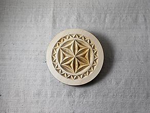 Obrazy - Perúnova hviezda (Svarga) - okrúhla, veľká - 11370425_