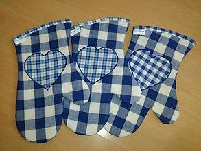 Úžitkový textil - Chňapky - 11373408_