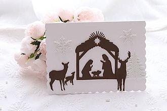 Papiernictvo - Pohľadnica: Svätá Rodina - 11373093_