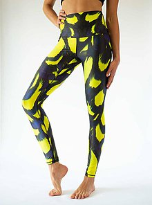 Nohavice - Yoga Leggings FLYING TIGER - 11373830_