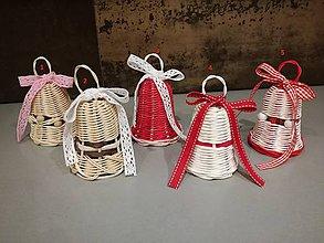 Dekorácie - Vianočné zvončeky - 11371023_