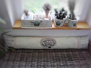 Úžitkový textil - Polštář proti průvanu - průvaník Andělský - 11370350_