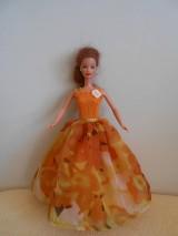 Hračky - Šaty pre barbie - 11373875_