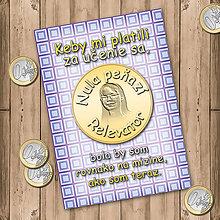 Papiernictvo - Zápisník minca - 11373132_