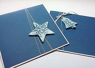 Papiernictvo - Pohľadnice ... vianočné - 11377376_