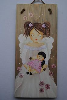 Obrazy - Pre malú princeznú... - 11374866_