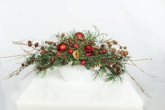 Dekorácie - Vianočná dekorácia - 11377950_