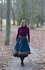 Sukne - sukňa Estera - 11377620_