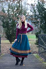 Sukne - sukňa Estera - 11377656_