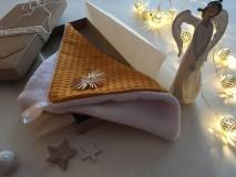 Úžitkový textil - Giving Tuesday - uteráčik pre ... (farba horčicová pre Miška) - 11376480_