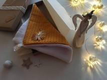 - Giving Tuesday - uteráčik pre ... (farba horčicová pre Miška) - 11376482_