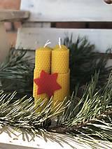 Svietidlá a sviečky - Hviezdičkové Quatro - 11375186_