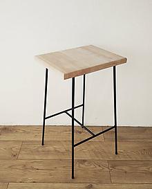 Nábytok - Barová stolička - 11374597_
