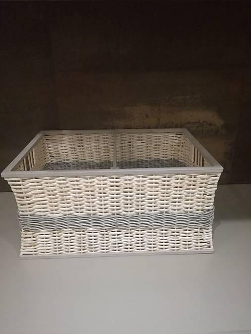 Košík - úložný box