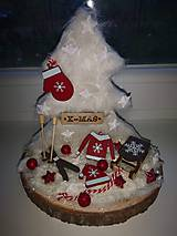 Dekorácie - Vianočná dekorácia - 11377635_