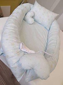 Textil - Hniezdo pre chlapcov - 11380919_