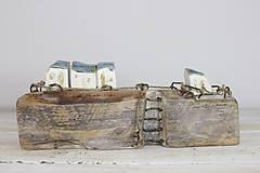 Dekorácie - domčeky 2 - 11380201_