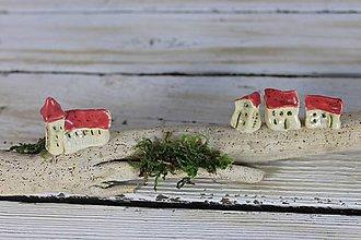 Dekorácie - domčeky 5 - 11380360_