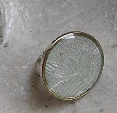 Prstene - prstienok sivý - 11379741_