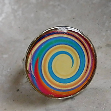 Prstene - prstienok kruhy - 11379840_