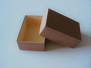 Krabičky - NOVÁ krabička, pevnejšia, dvojitá - 11379492_